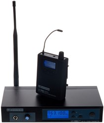 Imagem de Monitores In-Ear LD Systems MEI100G2