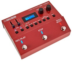 Imagem de Pedal Boss Loop Station RC-500