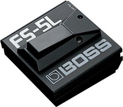 Imagem de Pedal Boss Foot Switch FS-5L Latch