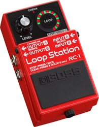 Imagem de Pedal Boss Loop Station RC-1