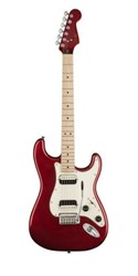 Imagem de Guitarra Elétrica Fender SQ Contemporary Stratocaster HH Dark Metallic Red